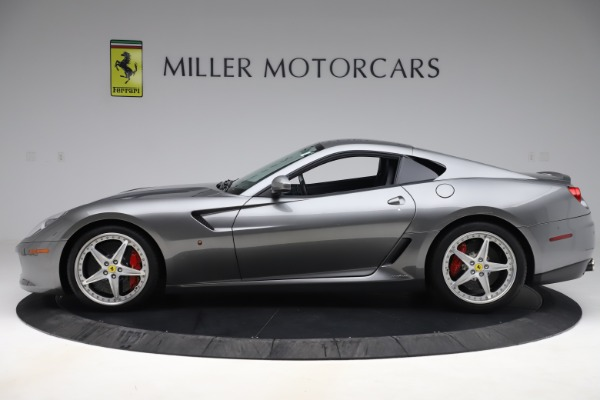 Used 2010 Ferrari 599 GTB Fiorano HGTE for sale Sold at Aston Martin of Greenwich in Greenwich CT 06830 3