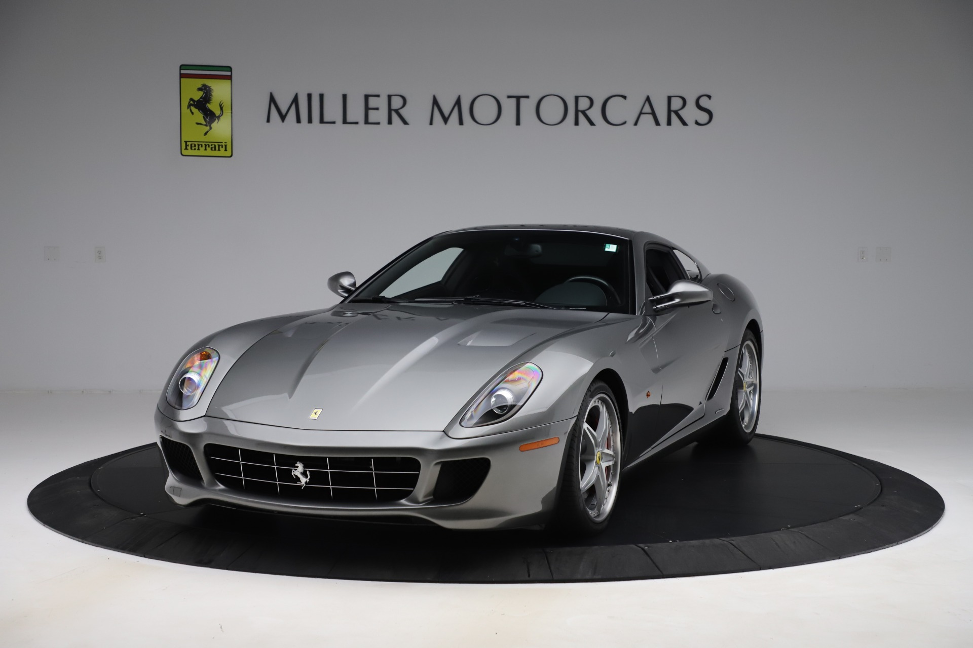 Used 2010 Ferrari 599 GTB Fiorano HGTE for sale Sold at Aston Martin of Greenwich in Greenwich CT 06830 1
