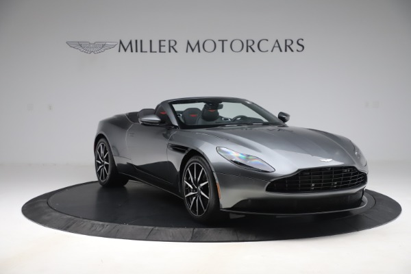 New 2020 Aston Martin DB11 Volante Convertible for sale Sold at Aston Martin of Greenwich in Greenwich CT 06830 10