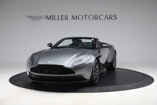 New 2020 Aston Martin DB11 Volante Convertible for sale Sold at Aston Martin of Greenwich in Greenwich CT 06830 12