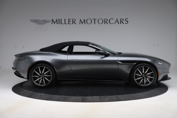 New 2020 Aston Martin DB11 Volante Convertible for sale Sold at Aston Martin of Greenwich in Greenwich CT 06830 13