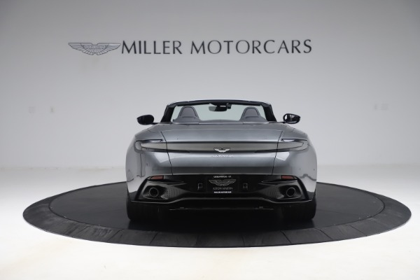 New 2020 Aston Martin DB11 Volante Convertible for sale Sold at Aston Martin of Greenwich in Greenwich CT 06830 5