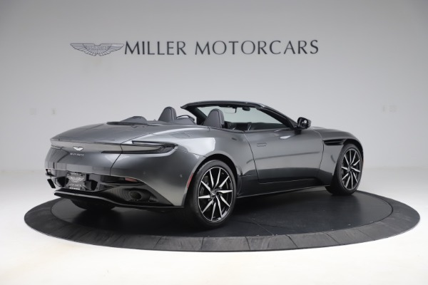 New 2020 Aston Martin DB11 Volante Convertible for sale Sold at Aston Martin of Greenwich in Greenwich CT 06830 7