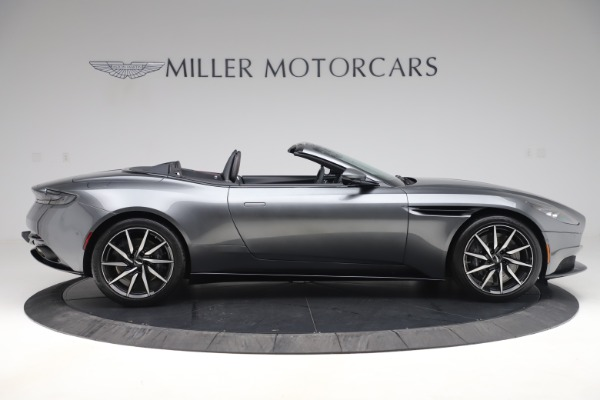 New 2020 Aston Martin DB11 Volante Convertible for sale Sold at Aston Martin of Greenwich in Greenwich CT 06830 8