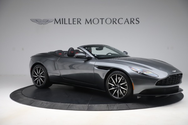 New 2020 Aston Martin DB11 Volante Convertible for sale Sold at Aston Martin of Greenwich in Greenwich CT 06830 9