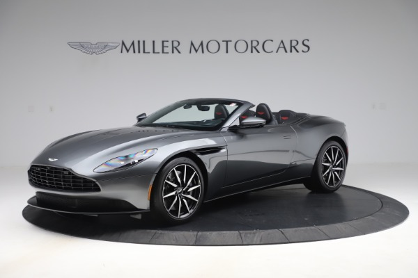 New 2020 Aston Martin DB11 Volante Convertible for sale Sold at Aston Martin of Greenwich in Greenwich CT 06830 1
