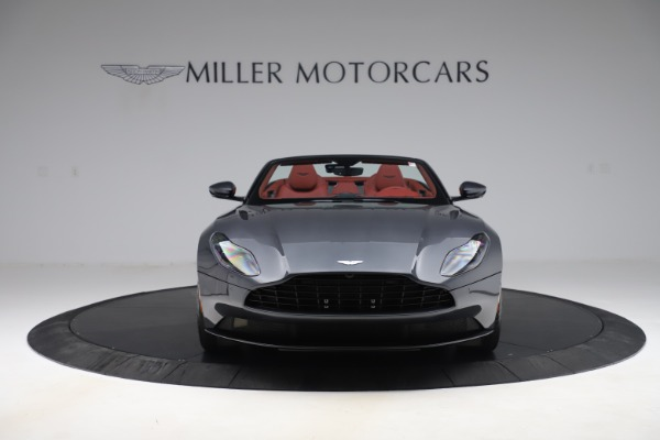 Used 2020 Aston Martin DB11 Volante Convertible for sale Sold at Aston Martin of Greenwich in Greenwich CT 06830 11