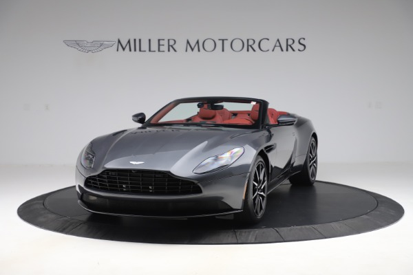 Used 2020 Aston Martin DB11 Volante Convertible for sale Sold at Aston Martin of Greenwich in Greenwich CT 06830 12
