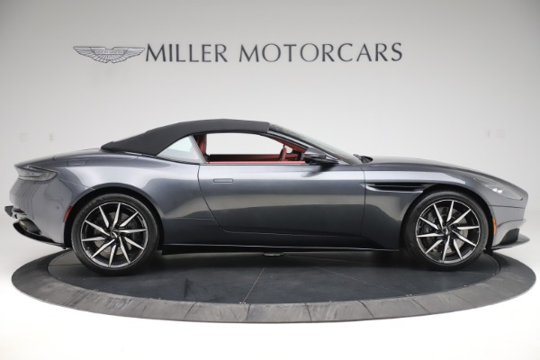 Used 2020 Aston Martin DB11 Volante Convertible for sale Sold at Aston Martin of Greenwich in Greenwich CT 06830 13