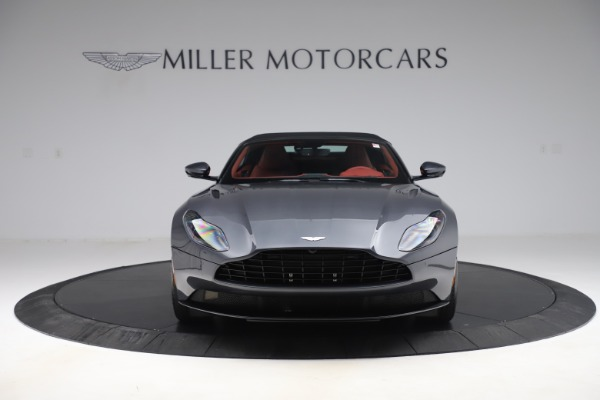 Used 2020 Aston Martin DB11 Volante Convertible for sale Sold at Aston Martin of Greenwich in Greenwich CT 06830 15