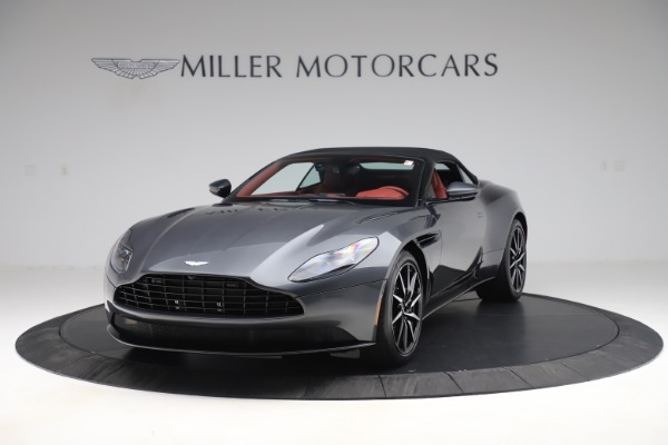 Used 2020 Aston Martin DB11 Volante Convertible for sale Sold at Aston Martin of Greenwich in Greenwich CT 06830 16