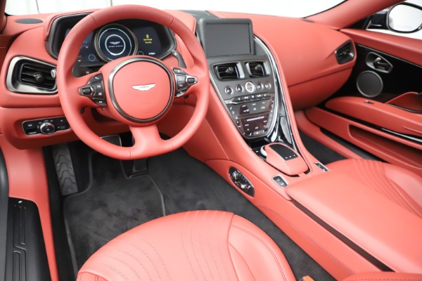 Used 2020 Aston Martin DB11 Volante Convertible for sale Sold at Aston Martin of Greenwich in Greenwich CT 06830 20