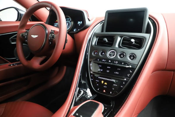 Used 2020 Aston Martin DB11 Volante Convertible for sale Sold at Aston Martin of Greenwich in Greenwich CT 06830 23