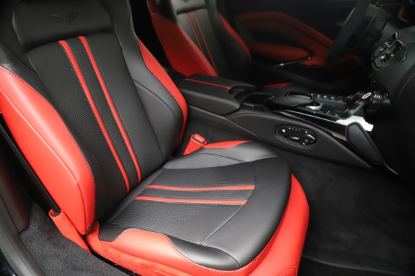 New 2020 Aston Martin Vantage Coupe for sale Sold at Aston Martin of Greenwich in Greenwich CT 06830 19