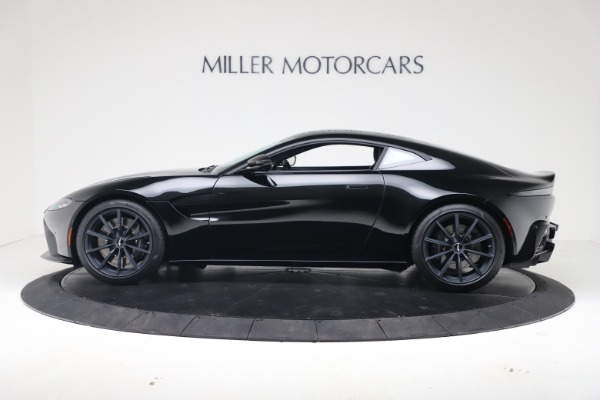 New 2020 Aston Martin Vantage Coupe for sale Sold at Aston Martin of Greenwich in Greenwich CT 06830 9