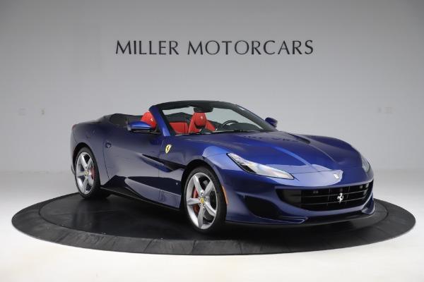 Used 2019 Ferrari Portofino for sale $227,900 at Aston Martin of Greenwich in Greenwich CT 06830 11