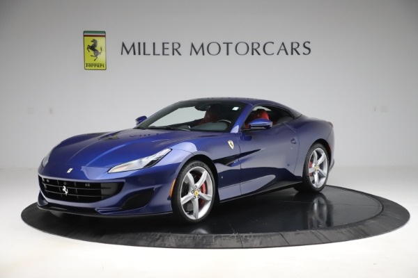 Used 2019 Ferrari Portofino for sale $227,900 at Aston Martin of Greenwich in Greenwich CT 06830 13