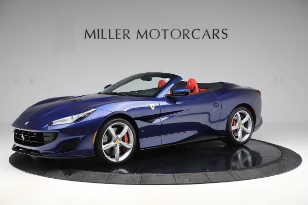 Used 2019 Ferrari Portofino for sale $227,900 at Aston Martin of Greenwich in Greenwich CT 06830 2