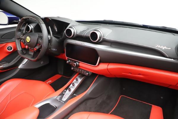 Used 2019 Ferrari Portofino for sale $227,900 at Aston Martin of Greenwich in Greenwich CT 06830 24