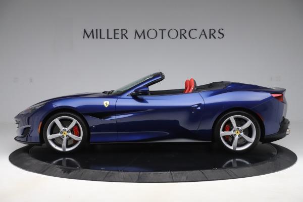 Used 2019 Ferrari Portofino for sale $227,900 at Aston Martin of Greenwich in Greenwich CT 06830 3