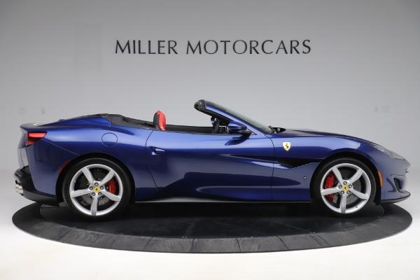 Used 2019 Ferrari Portofino for sale $227,900 at Aston Martin of Greenwich in Greenwich CT 06830 9
