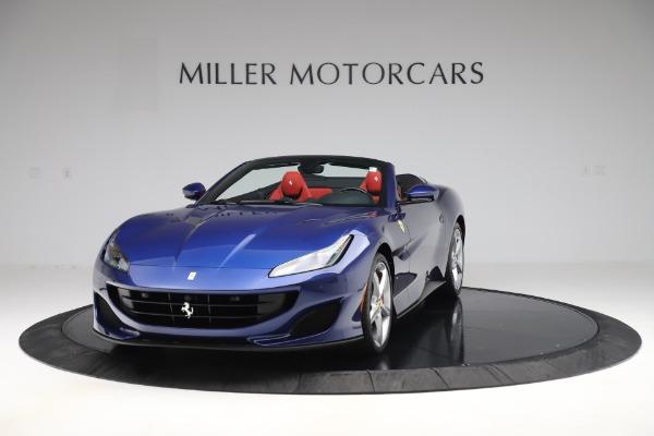 Used 2019 Ferrari Portofino for sale $227,900 at Aston Martin of Greenwich in Greenwich CT 06830 1