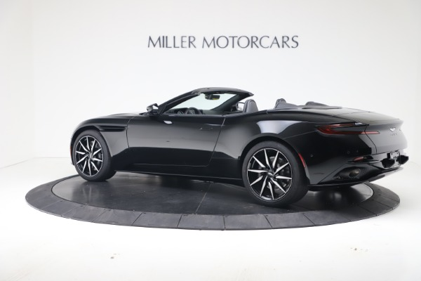 New 2020 Aston Martin DB11 Volante Convertible for sale Sold at Aston Martin of Greenwich in Greenwich CT 06830 11