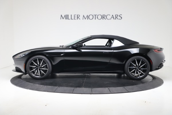 New 2020 Aston Martin DB11 Volante Convertible for sale Sold at Aston Martin of Greenwich in Greenwich CT 06830 14
