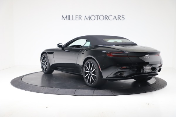 New 2020 Aston Martin DB11 Volante Convertible for sale Sold at Aston Martin of Greenwich in Greenwich CT 06830 15