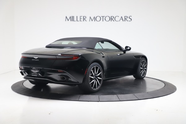 New 2020 Aston Martin DB11 Volante Convertible for sale Sold at Aston Martin of Greenwich in Greenwich CT 06830 16