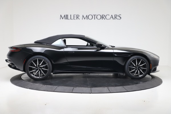 New 2020 Aston Martin DB11 Volante Convertible for sale Sold at Aston Martin of Greenwich in Greenwich CT 06830 17