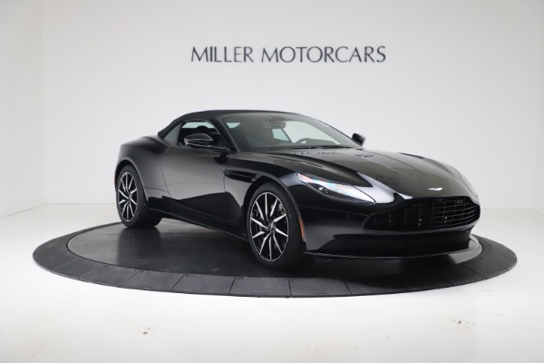 New 2020 Aston Martin DB11 Volante Convertible for sale Sold at Aston Martin of Greenwich in Greenwich CT 06830 18