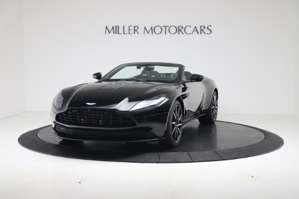 New 2020 Aston Martin DB11 Volante Convertible for sale Sold at Aston Martin of Greenwich in Greenwich CT 06830 2