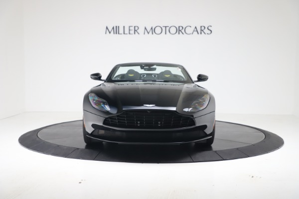 New 2020 Aston Martin DB11 Volante Convertible for sale Sold at Aston Martin of Greenwich in Greenwich CT 06830 3