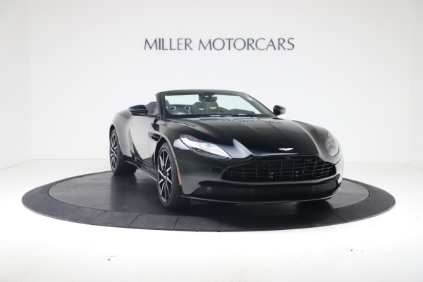 New 2020 Aston Martin DB11 Volante Convertible for sale Sold at Aston Martin of Greenwich in Greenwich CT 06830 4