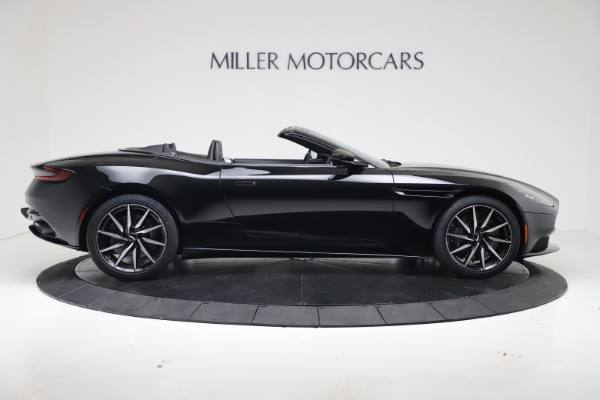 New 2020 Aston Martin DB11 Volante Convertible for sale Sold at Aston Martin of Greenwich in Greenwich CT 06830 6