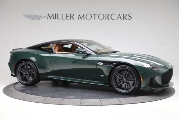 New 2020 Aston Martin DBS Superleggera Coupe for sale Sold at Aston Martin of Greenwich in Greenwich CT 06830 10