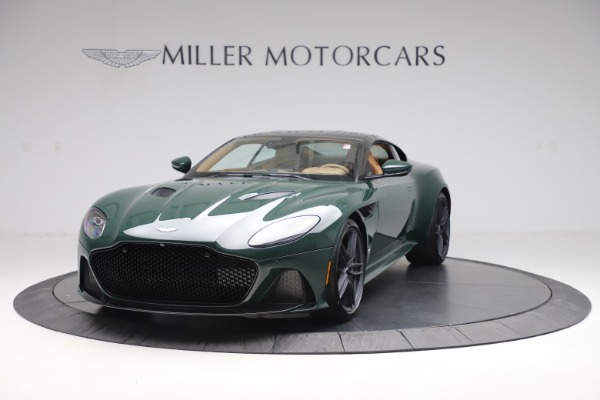 New 2020 Aston Martin DBS Superleggera Coupe for sale Sold at Aston Martin of Greenwich in Greenwich CT 06830 2