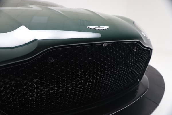 New 2020 Aston Martin DBS Superleggera Coupe for sale Sold at Aston Martin of Greenwich in Greenwich CT 06830 25