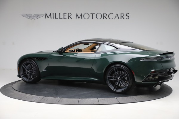 New 2020 Aston Martin DBS Superleggera Coupe for sale Sold at Aston Martin of Greenwich in Greenwich CT 06830 4