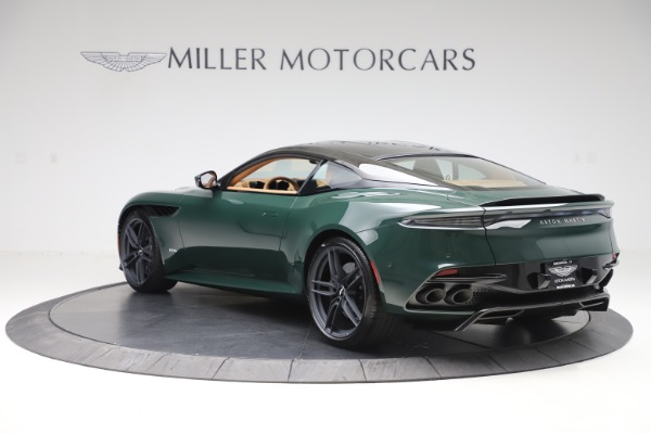 New 2020 Aston Martin DBS Superleggera Coupe for sale Sold at Aston Martin of Greenwich in Greenwich CT 06830 5