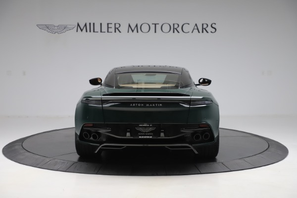 New 2020 Aston Martin DBS Superleggera Coupe for sale Sold at Aston Martin of Greenwich in Greenwich CT 06830 6