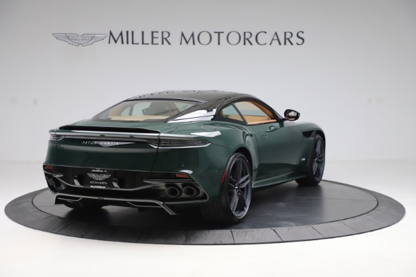 New 2020 Aston Martin DBS Superleggera Coupe for sale Sold at Aston Martin of Greenwich in Greenwich CT 06830 7