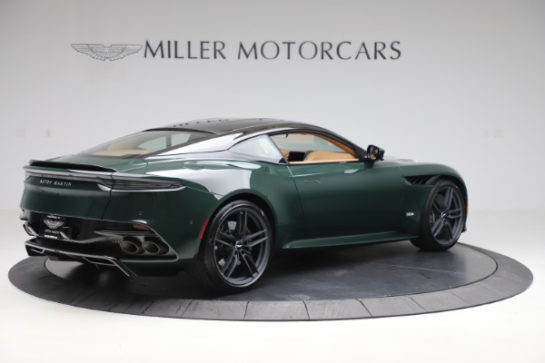 New 2020 Aston Martin DBS Superleggera Coupe for sale Sold at Aston Martin of Greenwich in Greenwich CT 06830 8