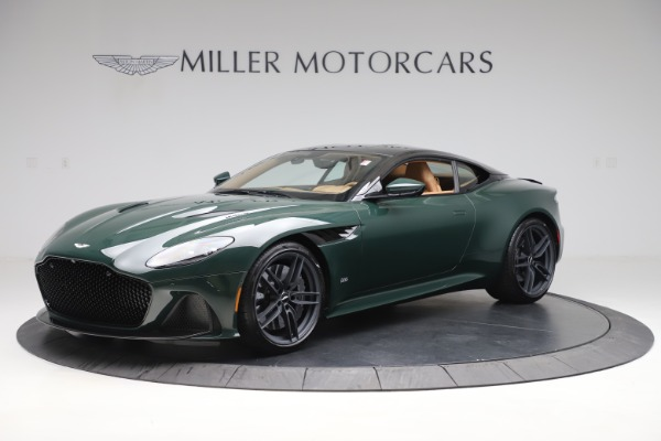 New 2020 Aston Martin DBS Superleggera Coupe for sale Sold at Aston Martin of Greenwich in Greenwich CT 06830 1
