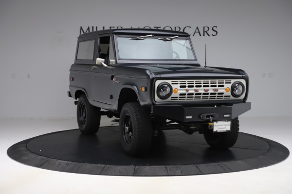 Used 1972 Ford Bronco Icon for sale Sold at Aston Martin of Greenwich in Greenwich CT 06830 11