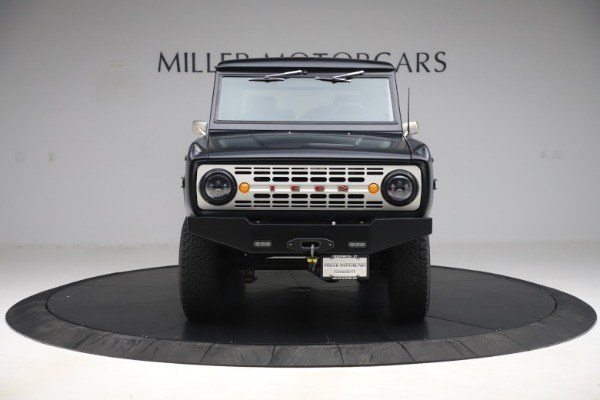 Used 1972 Ford Bronco Icon for sale Sold at Aston Martin of Greenwich in Greenwich CT 06830 12