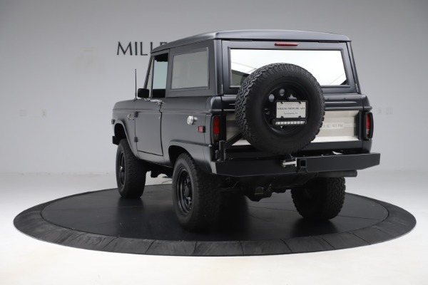 Used 1972 Ford Bronco Icon for sale Sold at Aston Martin of Greenwich in Greenwich CT 06830 5