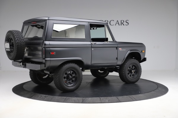 Used 1972 Ford Bronco Icon for sale Sold at Aston Martin of Greenwich in Greenwich CT 06830 8