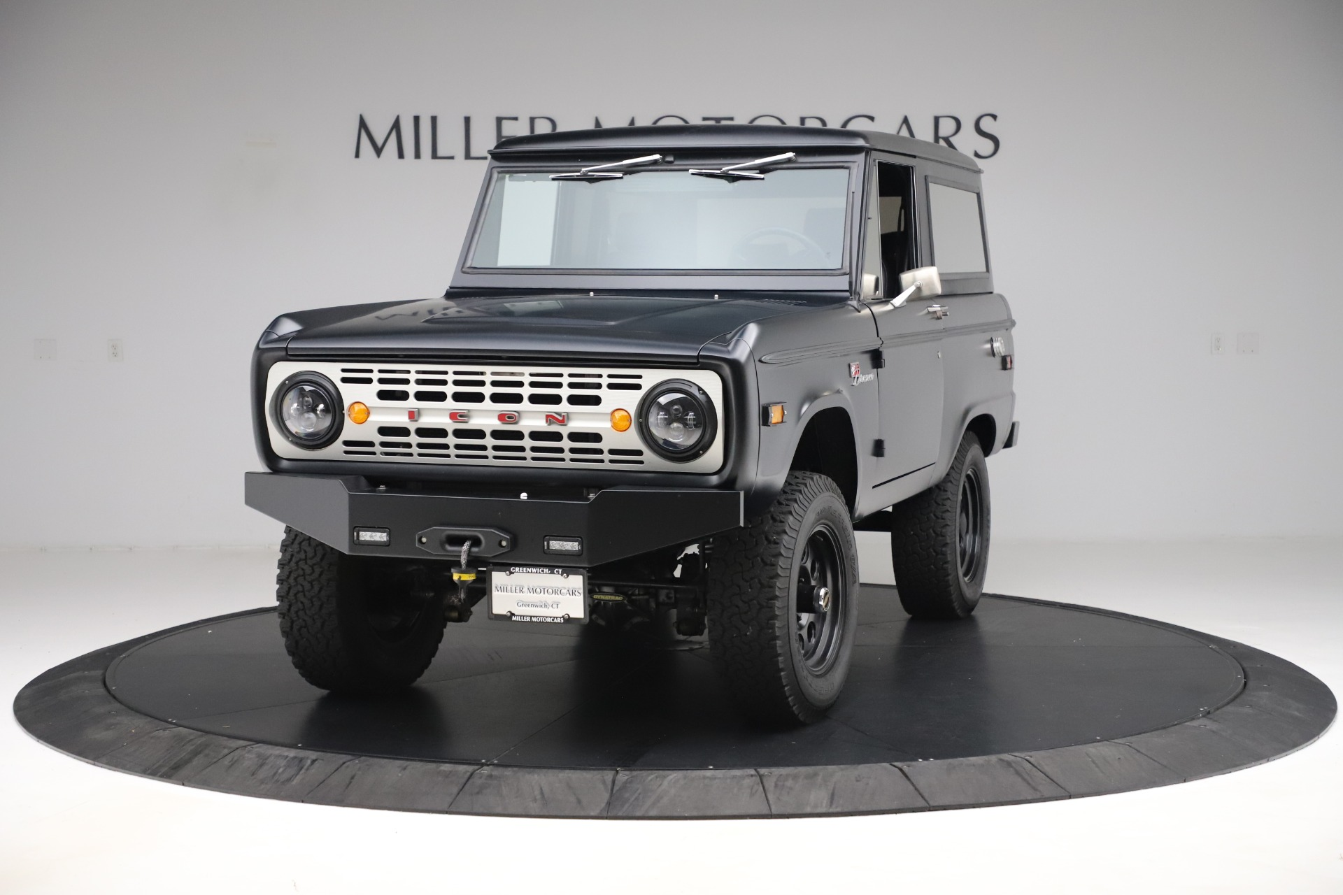 Used 1972 Ford Bronco Icon for sale Sold at Aston Martin of Greenwich in Greenwich CT 06830 1